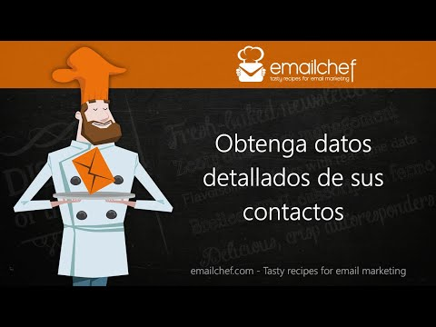[ES] Obtenga datos detallados de sus contactos