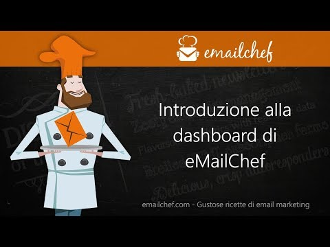 [IT] Introduzione alla dashboard di eMailChef