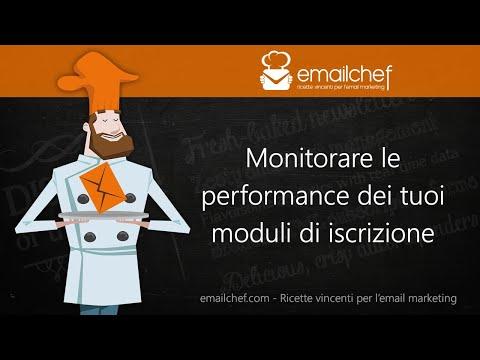 [IT] Monitorare le performance dei tuoi moduli di iscrizione
