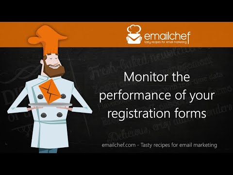 [EN] Monitor the performance of your registration forms