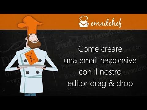 [IT] Come creare un'email responsive con il nostro editor drag & drop