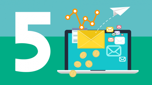 5 tips for an effective email marketing strategy