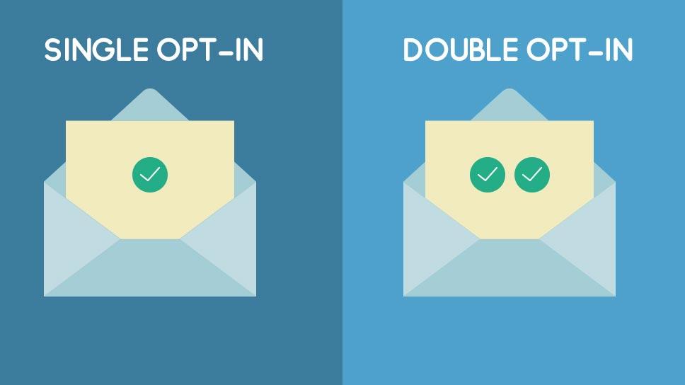 che cos'è il double opt in