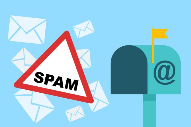 Evita che le tue email finiscano nello SPAM