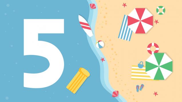 5 Consejos para un Newsletter de Vacaciones