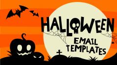 Emails de Halloween