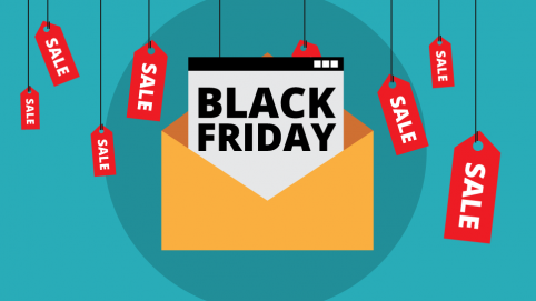 black Friday 2019 email