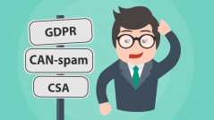 guida gdpr can-spam