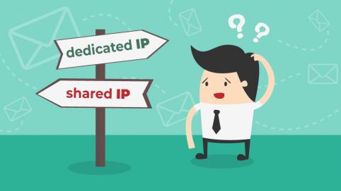 Shared Vs. Dedicated IPs