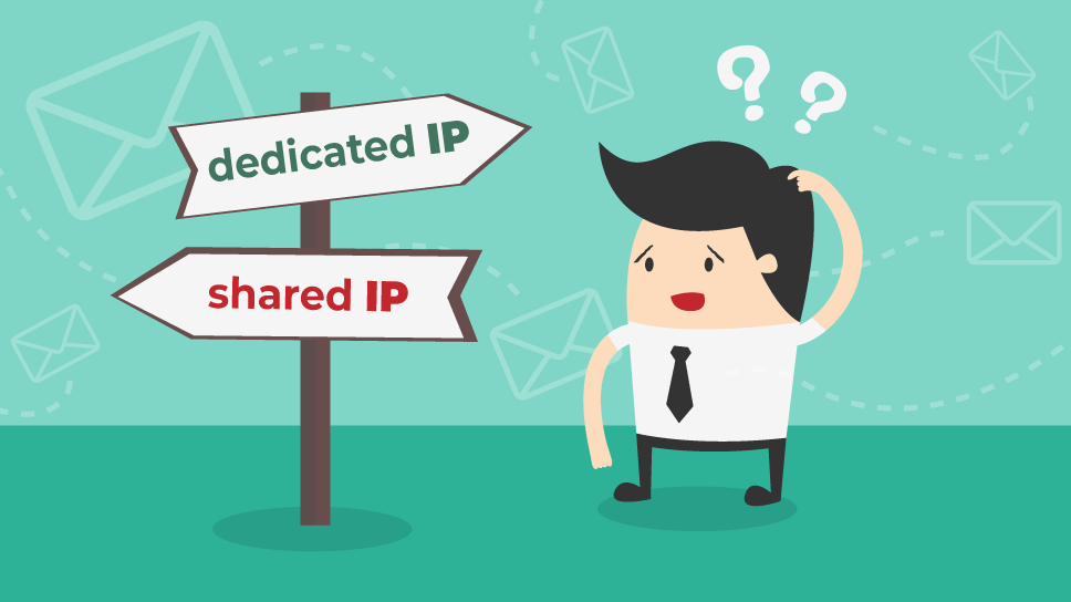Shared Vs. Dedicated IPs
