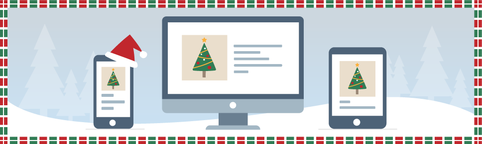 Christmas Newsletter Templates