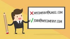 Dirección de Email Empresarial