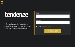 lead generation Tendenze 2