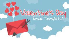 Plantillas de San Valentín