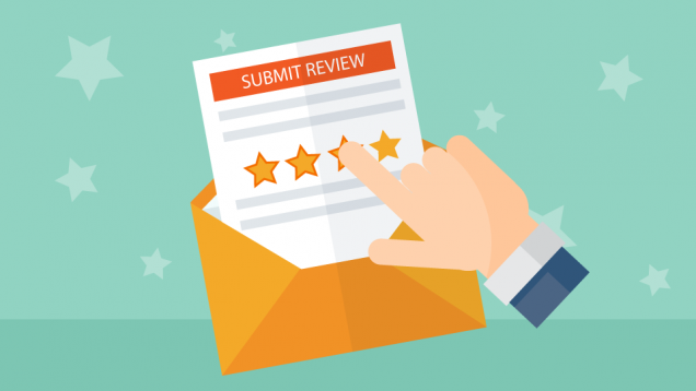email reviews
