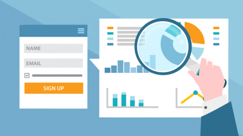 How to improve the performance of sign up forms with advanced analytics