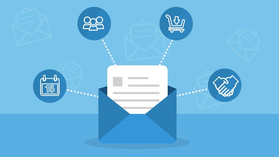 Tipos de campañas de email marketing