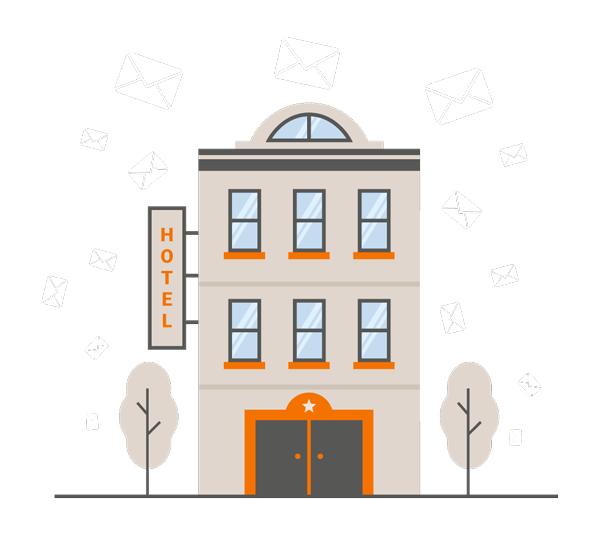 Email marketing for hotels after Covid-19