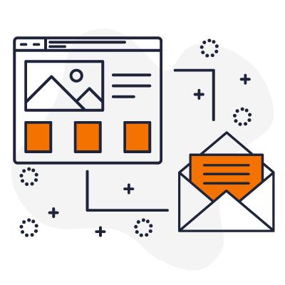 Faszinierende E-Mail-Vorlagen